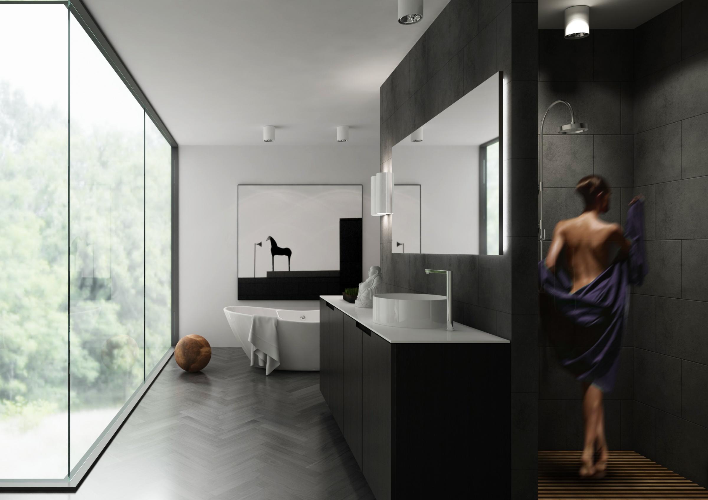 visualisierung badezimmer, architektur visualisierung badezimmer, Badezimmer ideen