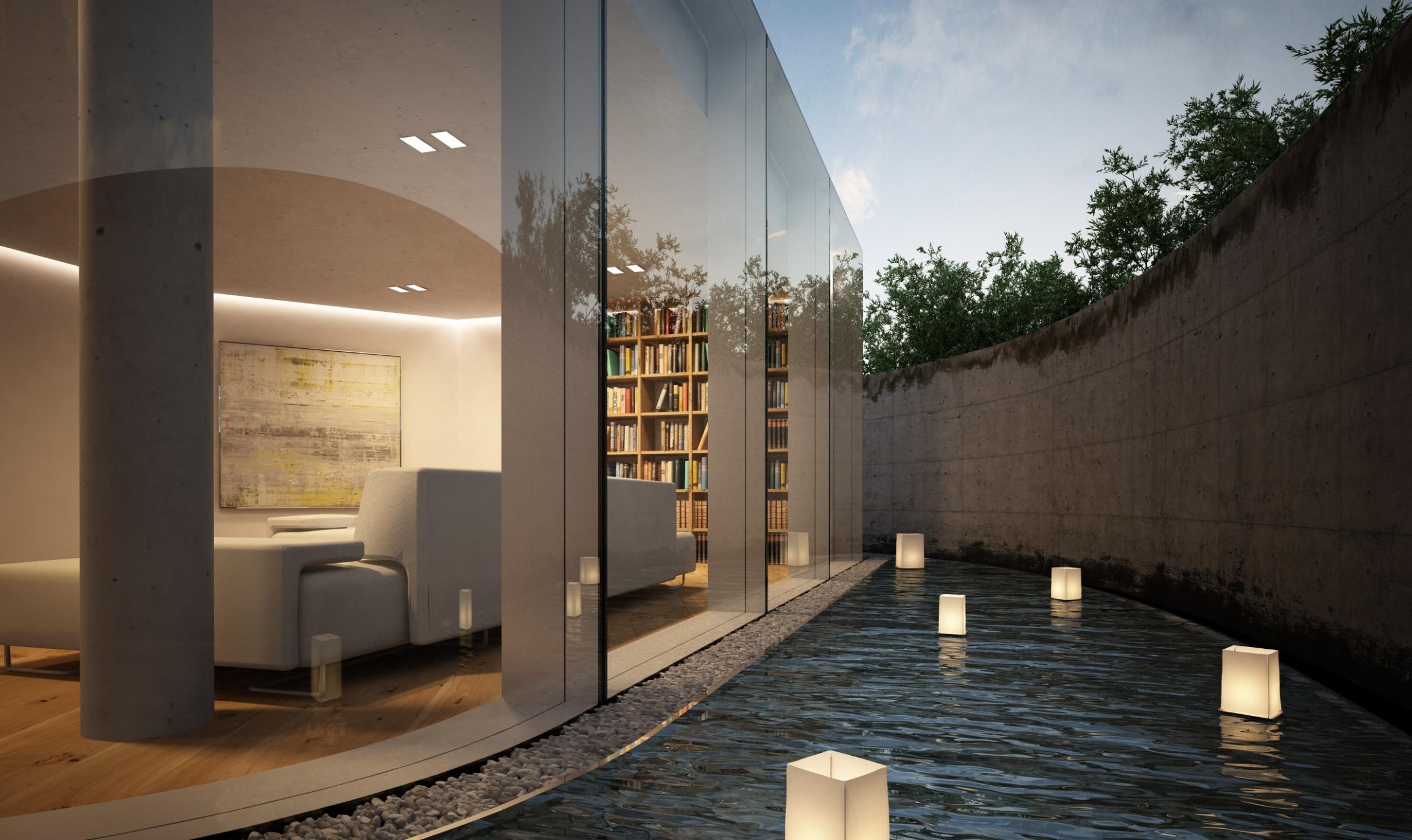 Visualisierung 3d 3d visualisierung wohnhaus architektur visualisierung wohnhaus