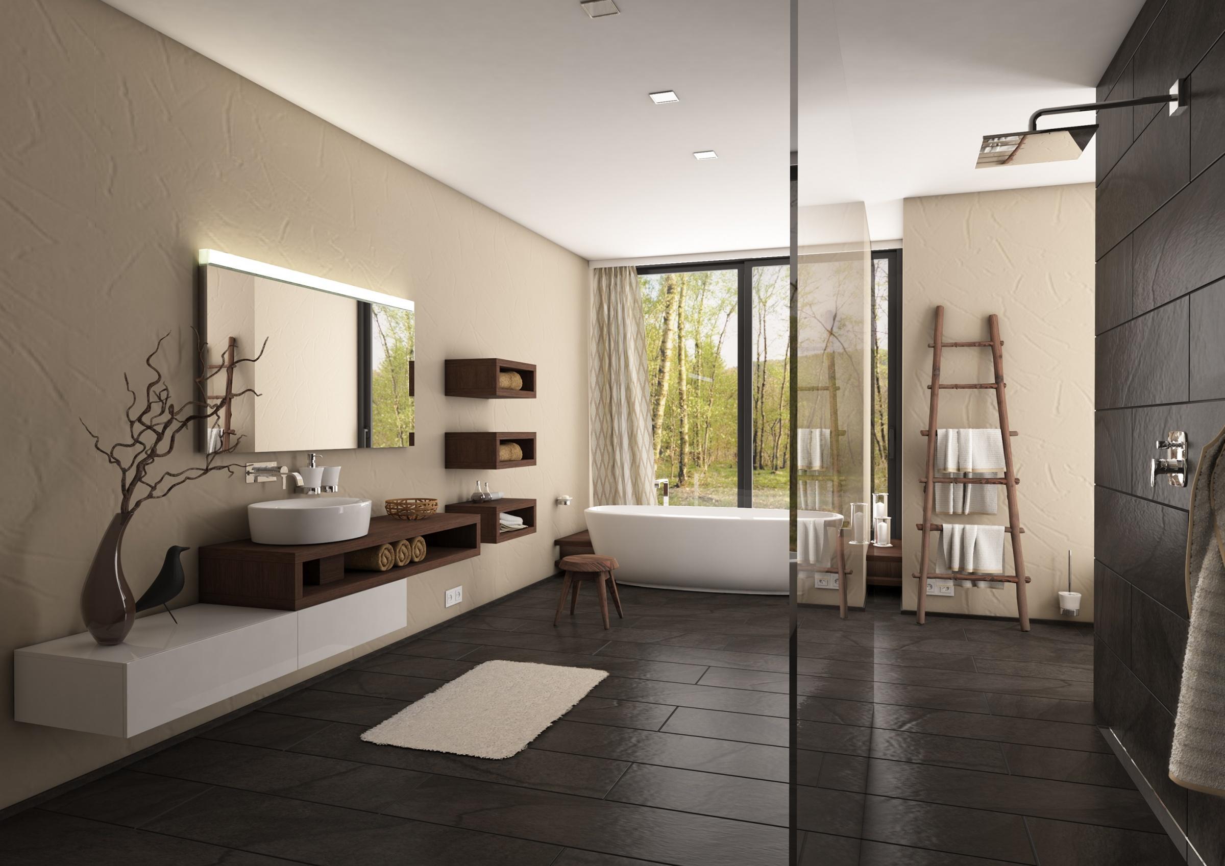 interior: badezimmer - 3d-ring.de, Badezimmer ideen