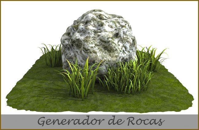 rock generator von ronyn auf deutsch 3d. Black Bedroom Furniture Sets. Home Design Ideas