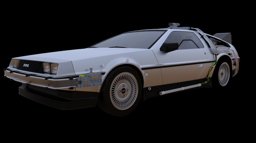 wip dmc delorean seite 4 3d. Black Bedroom Furniture Sets. Home Design Ideas